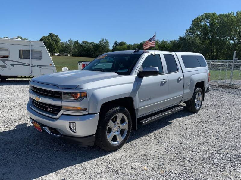 2017 Chevrolet Silverado 1500 for sale at Ultimate Auto Sales in Crown Point IN
