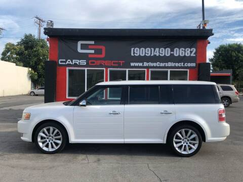 2012 Ford Flex for sale at Cars Direct in Ontario CA