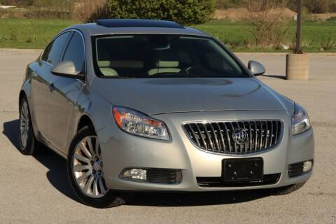 2011 Buick Regal for sale at Big O Auto LLC in Omaha NE