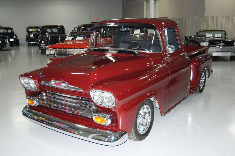 1958 Chevrolet Apache for sale in Rogers, MN