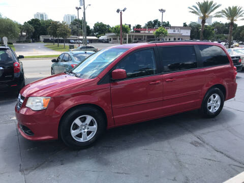 2013 Dodge Grand Caravan for sale at Riviera Auto Sales South in Daytona Beach FL