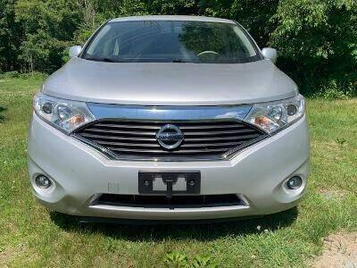 2016 Nissan Quest for sale at Worthington Air Automotive Inc in Williamsburg MA