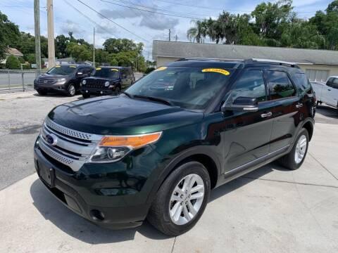 2013 Ford Explorer for sale at Galaxy Auto Service, Inc. in Orlando FL