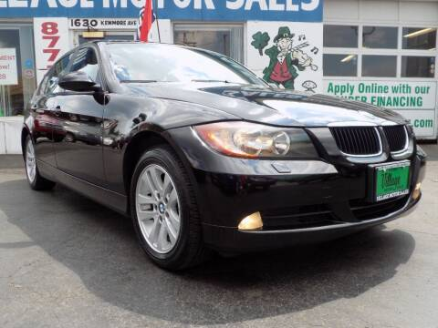 2007 BMW 3 Series for sale at Village Motor Sales in Buffalo NY