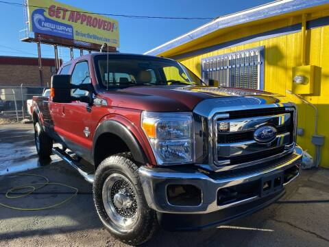 2011 Ford F-350 Super Duty for sale at New Wave Auto Brokers & Sales in Denver CO