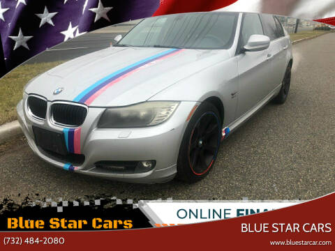 2011 BMW 3 Series for sale at Blue Star Cars in Jamesburg NJ