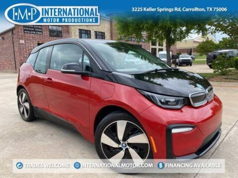 2018 BMW i3 for sale at International Motor Productions in Carrollton TX