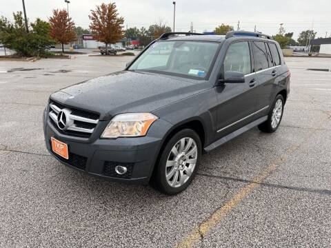 2010 Mercedes-Benz GLK for sale at TKP Auto Sales in Eastlake OH