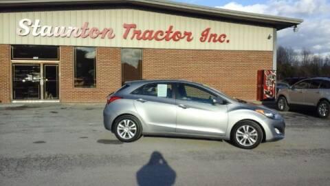 2014 Hyundai Elantra GT for sale at STAUNTON TRACTOR INC in Staunton VA