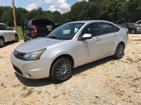 2011 Ford Focus for sale at Delta Motors LLC in Jonesboro AR