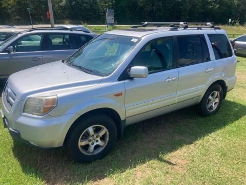 2006 Honda Pilot for sale at UpCountry Motors in Taylors SC
