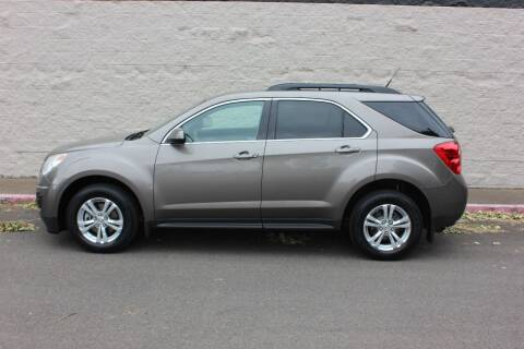 2012 Chevrolet Equinox for sale at Al Hutchinson Auto Center in Corvallis OR