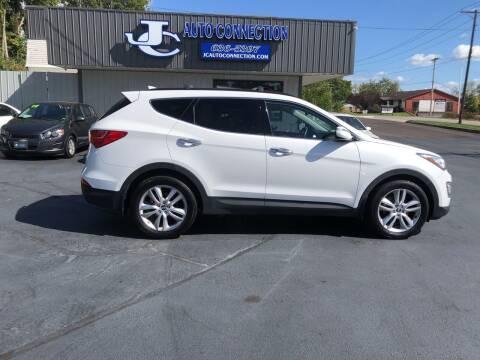 2013 Hyundai Santa Fe Sport for sale at JC AUTO CONNECTION LLC in Jefferson City MO