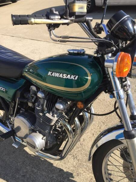 1978 Kawasaki KZ 1000 for sale at New Rides in Portsmouth OH