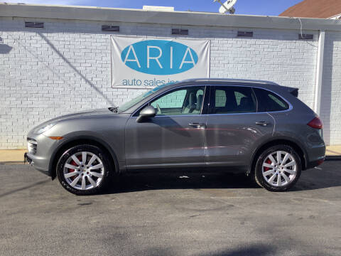 2011 Porsche Cayenne for sale at ARIA  AUTO  SALES in Raleigh NC
