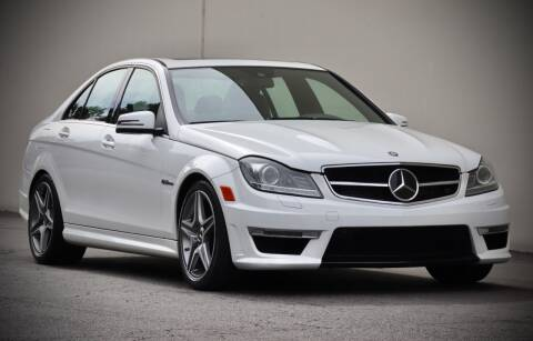 2013 Mercedes-Benz C-Class for sale at MS Motors in Portland OR