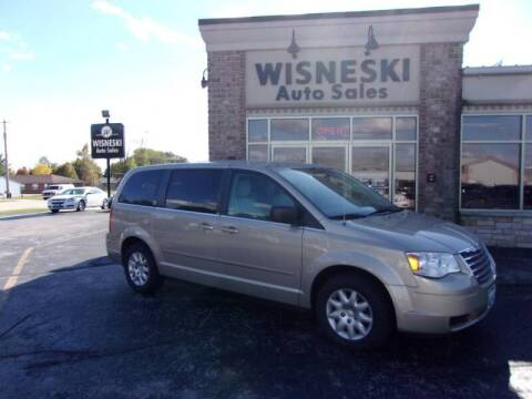2009 Chrysler Town and Country for sale at Wisneski Auto Sales, Inc. in Green Bay WI