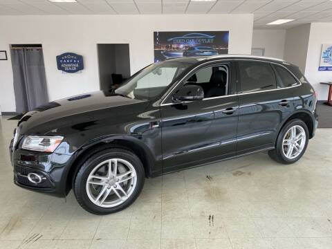 2016 Audi Q5 for sale at Used Car Outlet in Bloomington IL