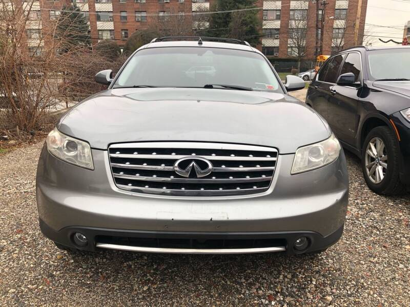 2007 Infiniti FX35 for sale at OFIER AUTO SALES in Freeport NY