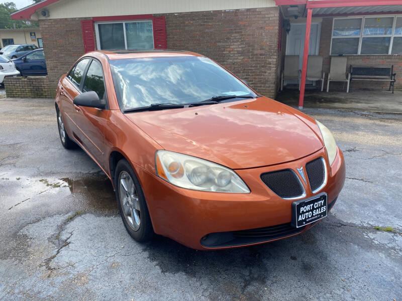 2006 Pontiac G6 for sale at Port City Auto Sales in Baton Rouge LA