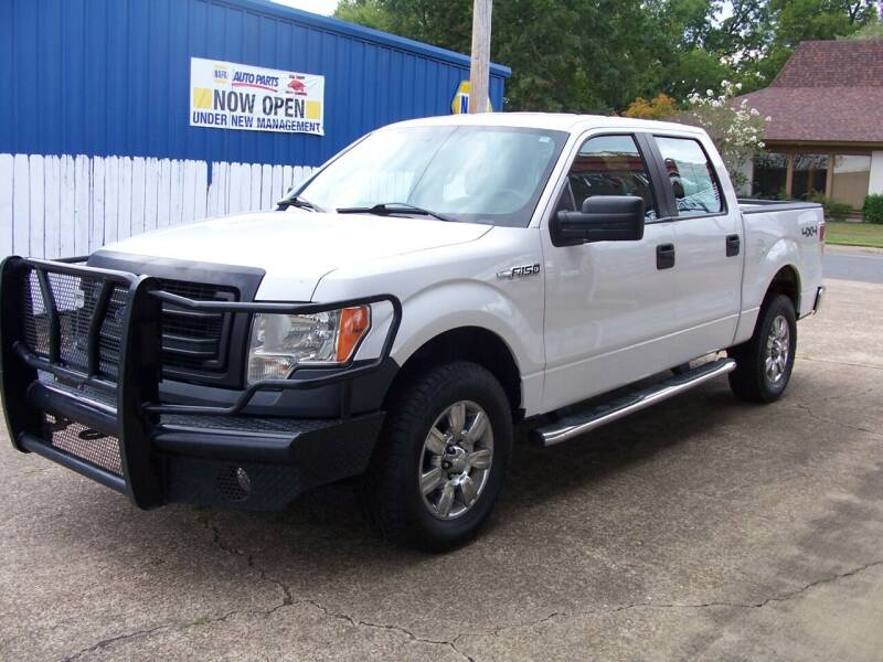 2014 Ford F-150 for sale at Stewart's Auto Sales in Arkadelphia AR