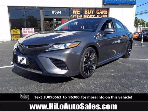 2018 Toyota Camry for sale at BuyFromAndy.com at Hi Lo Auto Sales in Frederick MD