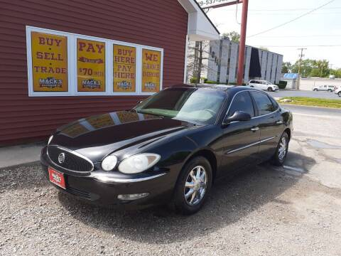 2005 Buick LaCrosse for sale at Mack's Autoworld in Toledo OH