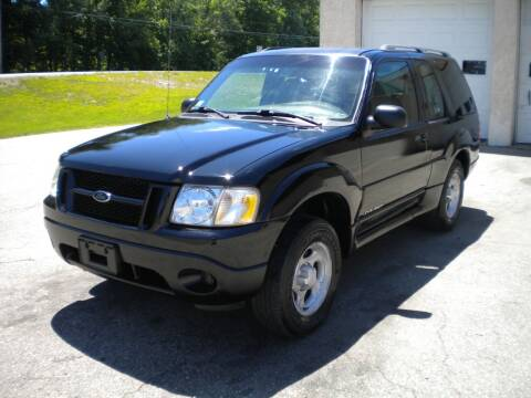 2002 Ford Explorer Sport for sale at Route 111 Auto Sales in Hampstead NH