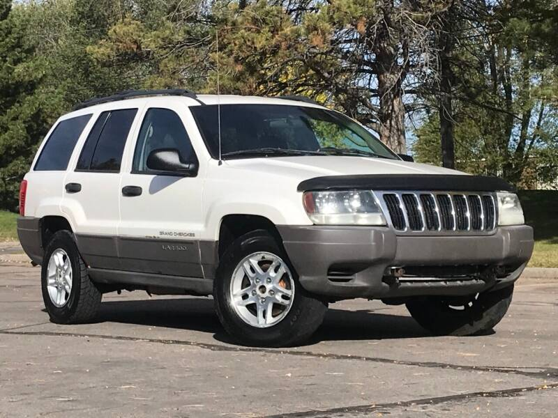 2003 Jeep Grand Cherokee for sale at Used Cars and Trucks For Less in Millcreek UT