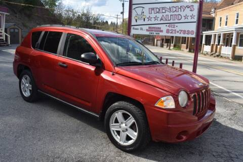 2007 Jeep Compass for sale at Frenchy's Auto LLC. in Pittsburgh PA