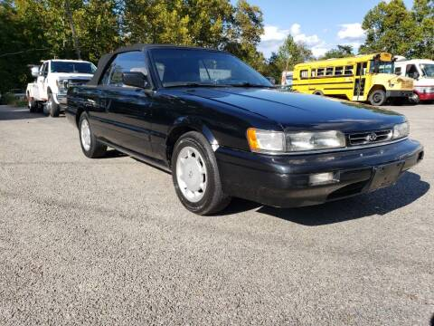 1992 Infiniti M30 for sale at Ona Used Auto Sales in Ona WV