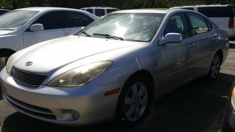 2006 Lexus ES 330 for sale at Klassic Cars in Lilburn GA