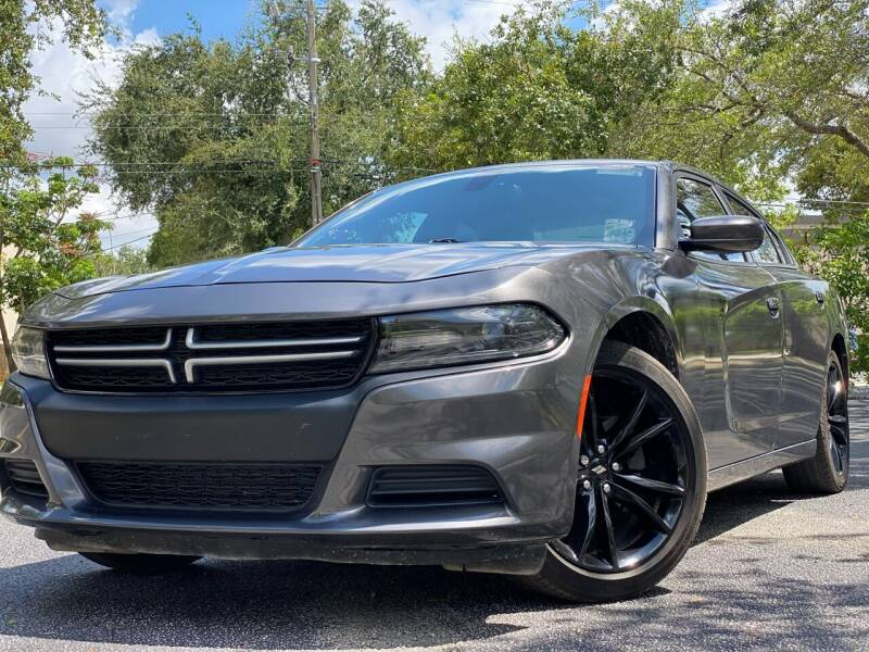 2016 Dodge Charger for sale at HIGH PERFORMANCE MOTORS in Hollywood FL