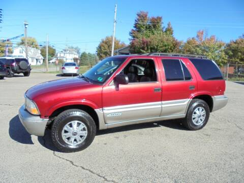 2001 GMC Jimmy for sale at B & G AUTO SALES in Uniontown PA