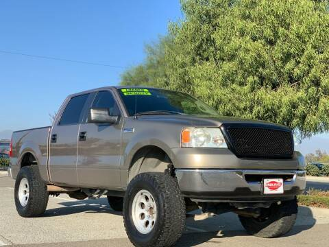 2006 Ford F-150 for sale at Esquivel Auto Depot in Rialto CA