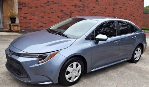 2020 Toyota Corolla for sale at memar auto sales, inc. in Marietta GA