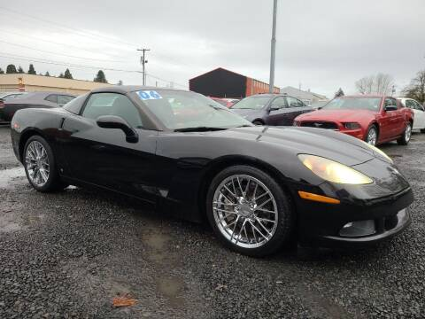 2006 Chevrolet Corvette for sale at Universal Auto Sales in Salem OR