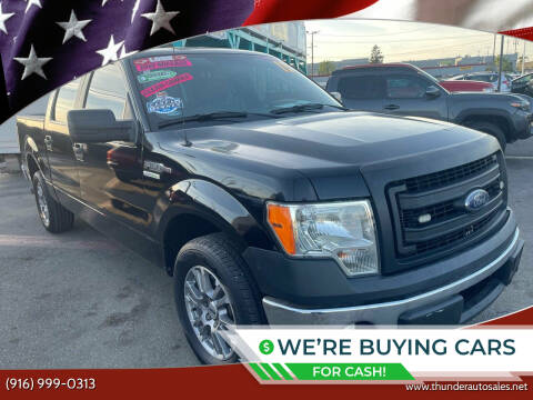 2013 Ford F-150 for sale at Thunder Auto Sales in Sacramento CA