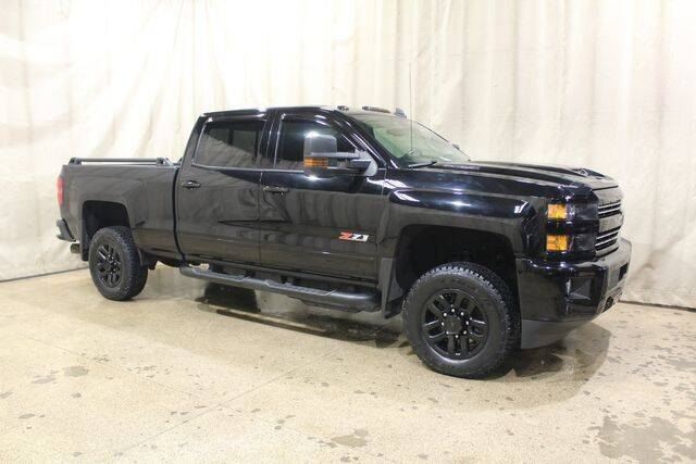 2017 Chevrolet Silverado 2500HD for sale at Autoland Outlets Of Byron in Byron IL