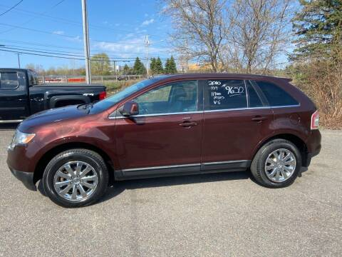 2010 Ford Edge for sale at Mark Regan Auto Sales in Oswego NY