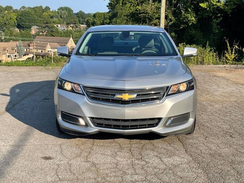 2015 Chevrolet Impala for sale at Car ConneXion Inc in Knoxville TN