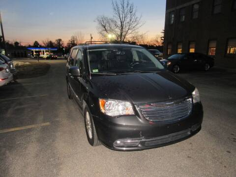 2012 Chrysler Town and Country for sale at Heritage Truck and Auto Inc. in Londonderry NH