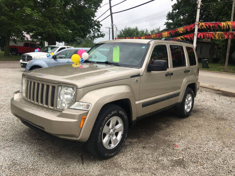 2010 Jeep Liberty for sale at Antique Motors in Plymouth IN