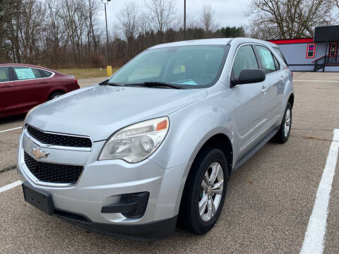 2011 Chevrolet Equinox for sale at Southern Auto Sales in Clinton MI