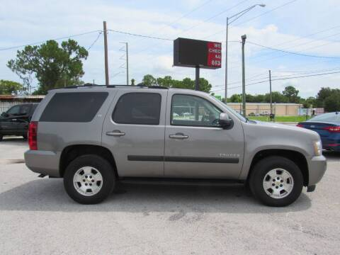 2007 Chevrolet Tahoe for sale at Checkered Flag Auto Sales EAST in Lakeland FL