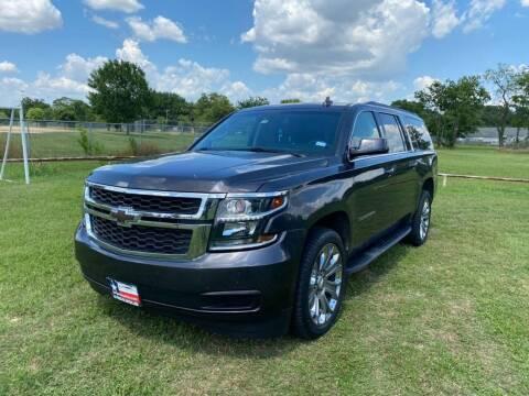 2015 Chevrolet Suburban for sale at LA PULGA DE AUTOS in Dallas TX
