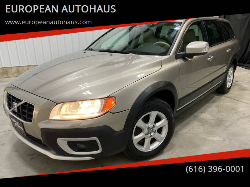2008 Volvo XC70 for sale at EUROPEAN AUTOHAUS in Holland MI