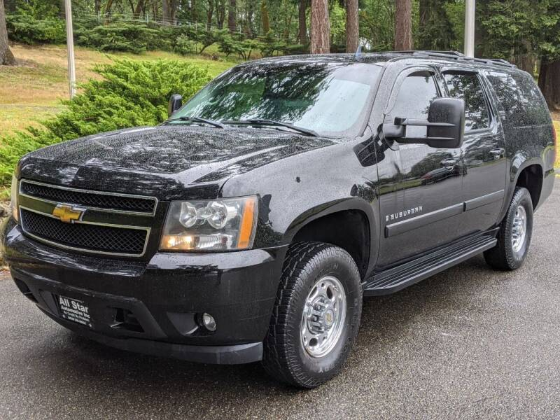 2007 Chevrolet Suburban for sale at All Star Automotive in Tacoma WA