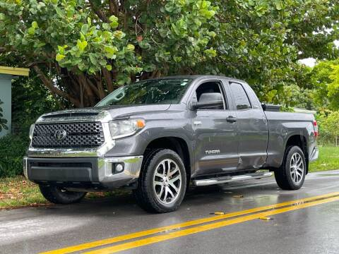2018 Toyota Tundra for sale at Auto Direct of South Broward in Miramar FL