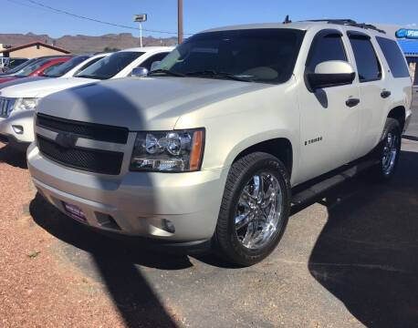 2009 Chevrolet Tahoe for sale at SPEND-LESS AUTO in Kingman AZ